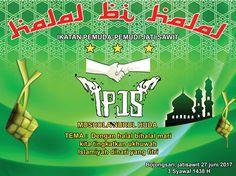 Desain Poster halal bi halal untu IPJS by apridesain. Movie Posters, Art, Art Background, Film Poster, Kunst, Performing Arts, Billboard, Film Posters, Art Education Resources