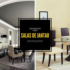 Sala de Jantar - http://decoracao24.com/sala-de-jantar/
