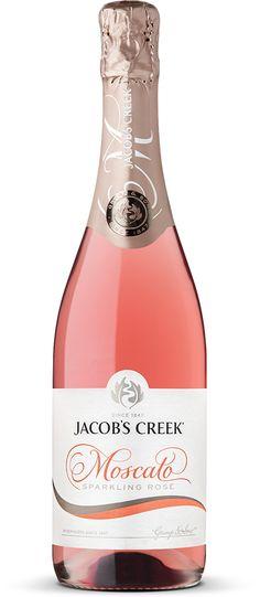 Jacob's Creek Sparkling Moscato Rosé Wine