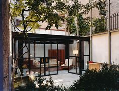 See more of Michael Haverland Architect's Garden Pavilion on 1stdibs