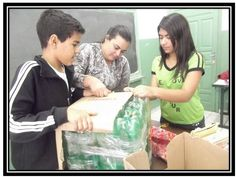 Diretoria de Ensino de Votuporanga - Município de Cardoso - Escola Arthur Francisco Andrighetti - Temática meio ambiente - Projeto Puff e Horta Pett