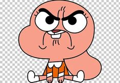 This PNG image was uploaded on May am by user: KnightDelSol and is about Amazing World Of Gumball, Anais, Anais Watterson, Artwork, Cartoon. Cartoon Network 90s, Cartoon Network Characters, Easy Disney Drawings, Cartoon Drawings, Pintar Disney, Desenhos Cartoon Network, 90s Art, Villainous Cartoon, Cartoon Painting