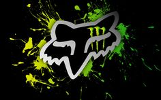 Fox Racing Logos new monster energy fox logo Fox Racing Logo, Fox Racing Tattoos, Fox Logo, Monster Energy Drink Logo, Fox Motocross, Motocross Quotes, Image Monster, Fox Rider, Fox Images