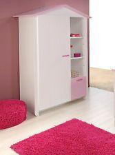 Marvelous Kinderzimmer Jugendzimmer Kleiderschrank Biotiful Wei Rosa xxcm