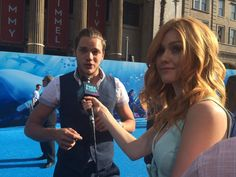 Kat McNamara and Dominic Sherwood – 'Finding Dory' premiere in Los Angeles Katherine Mcnamara, Kat Mcnamara, Shadowhunters Tv Series, Shadowhunters The Mortal Instruments, Clary Et Jace, Dominic Sherwood, Clace, The Dark Artifices, Tv Couples