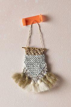Woven Loom Ornament