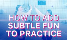 Looking for a good way to spice up your practice? Get your players engaged by adding fun ways to keep their minds fresh.