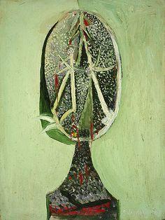 Graham Sutherland - Thorn Head 1949