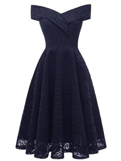 FeatureProduct Code: LS014Material: 95%Polyester/5%SpandexHand Wash Only,Wash By Low Temperature Water Details: Floral Lace Pattern,A-Line Shaped Swing Dress,Big Swing Design.Occasion:Evening,Cocktail,Club,Casual,Prom,Wedding Party and Other Formal Occasion.Items may slightly differ from photo in terms of color due to