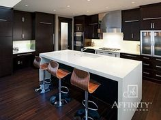 Contemporary Kitchen By Affinity Kitchens | Contemporary Kitchens |  Pinterest | Contemporary Kitchens And Kitchens