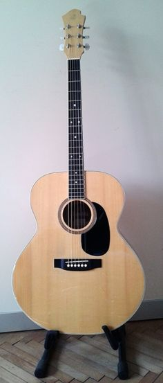 Landola Jumbo J80-E chitarra acustica elettrificata