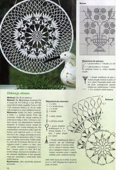 BlessedbyGrace's media content and analytics Mandala Floral, Mandala Au Crochet, Crochet Stars, Crochet Round, Crochet Home, Thread Crochet, Crochet Gifts, Crochet Motif, Diy Crochet