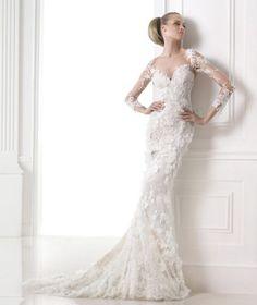 Saiba como usar o efeito tatuagem no seu vestido de noiva Image: 3