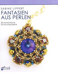 "Prenota perline - Sabine Lippert ""Fantasien AUS PERLEN"""