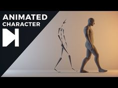 Cinema 4D Tutorial - How To Get Free Animated Characters - YouTube
