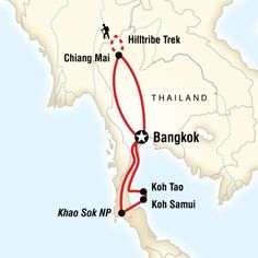 [ON HOLD] G Adventures - Thailand (Hiking + Beaches) - 16 days - 11/22