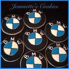BMW Cookies Jeannette's Cookies