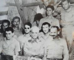 The National Prisoner of War Museum, Andersonville, Georgia; survivors of the Bataan death march in July 1942.  Only a quarter of the men in this photo survived to the end of the war. (This image is cropped from a larger photo with many more men in it.)