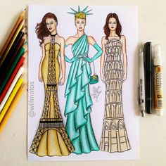 #fashion4arts #willmatos #sempredesenhando #desenhandosempre #arts_helps…