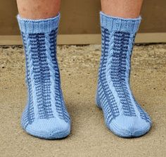 Ravelry: Tuomo pattern by Sari Suvanto Knitting Socks, Knit Socks, Mittens, Ravelry, Calves, Free Pattern, Slippers, Sari, Legs