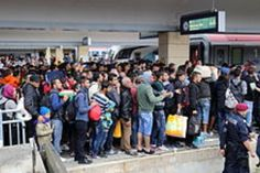 Migrants to lead to 'end of Europe' or rise of the Beast of Revelation? Or both?