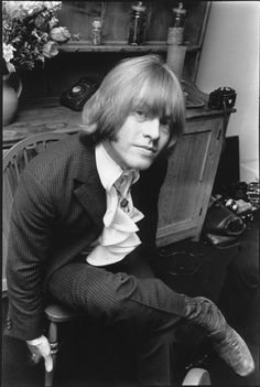 Brian Jones: Guitarist and multi-instrumentalist of the Rolling Stones ...