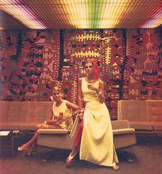 S.S Michelangelo 1st Class Lounge by glen.h, via Flickr