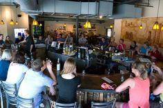 Great Lakes Distillery Tasting Room