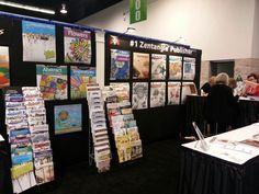Zenspirations - zentangle publisher. CHA Mega Show winter 2014