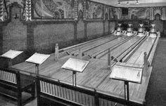 photos of old bowling alleys | Empire Bowl Duckpin Lanes (1940)