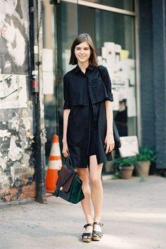 Vanessa Jackman: New York Fashion Week SS 2013...Kel
