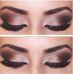 Natural Makeup.