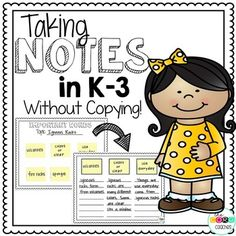 Get your students writing about text with this easy and engaging strategy. This pack includes detailed lesson plans that scaffold from teacher modeling to independent practice. Even my first graders could write about text using this strategy!After they find the important words from the text and compose sentences they can use their sentences to write paragraphs, research papers, make informational posters, etc...