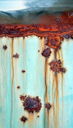 Rust by LuAnn Ostergaard