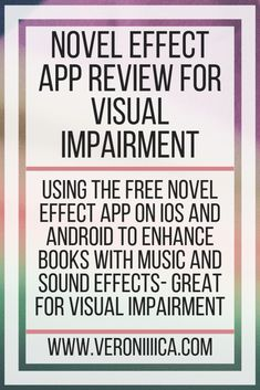 Using the free Novel Effect app on iOS and Android to enhance books with music and sound effects- great for visual impairment! Assistive Technology, Educational Technology, Microsoft Classroom, Free Novels, Visual Impairment, Kids Poems, Core Curriculum, Student Reading, Interesting Reads