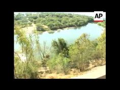 The U.S. goverment plans to start construction on a 700 mile fence betwe...