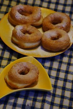 Doughnut, Deserts, Kitchen, Polish, Food, Cucina, Cooking, Enamel, Varnishes