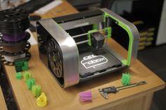 Introducing Robox dual nozzle 3D printer