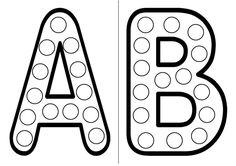 Les 19 Meilleures Images De Lettre A Imprimer Lettre A