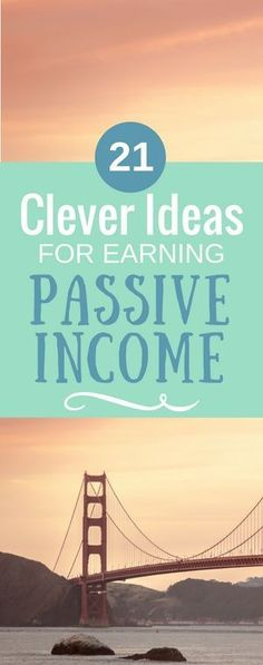 The passive income guide-- Looking to generate continuing income? Check out these 21 brilliant passive income ideas for inspiration. Diversify your income and grow your wealth!