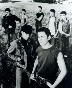Pony Boy and the Outsiders