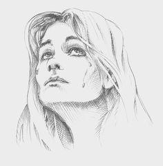 Cross Hatching, Graphite, A4, Sketch, Pencil, Portrait, Artist, Graffiti, Sketch Drawing