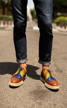 Killer shoes.