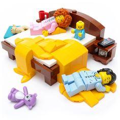 toy lego An actual footage - toys Lego Moc, Lego Minecraft, Lego Lego, Minecraft Buildings, Lego Batman, Minecraft Skins, Nave Lego, Lego Furniture, Minecraft Furniture