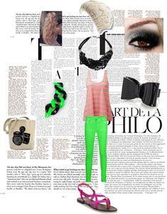 """hipster"" by norabetcher on Polyvore"