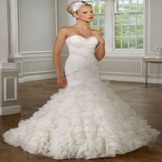 5 Exclusive Wedding Gowns 2013
