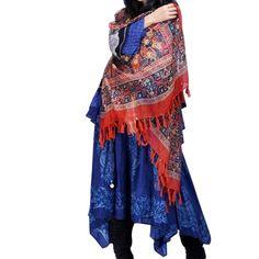 Scarf Brand from India 2017 Beach shawls and scarves Cover Up for Bikini push up Boho Summer Swimwear Bathing Suit Kimono Tunic