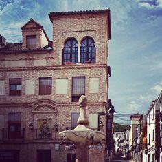 Plaza San Bartolomé #Antequera