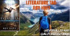 Literature Tag: @EvervilleFans #Author #Blogger #LifeHack #Entrepreneur