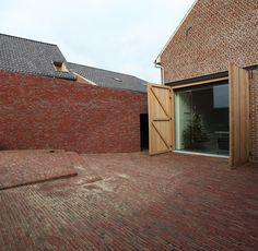 Wienerberger - Project Gaasbeek: Laureaat Brick Award 2012